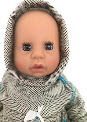 Strahlenschutz Loop für Babys - beige