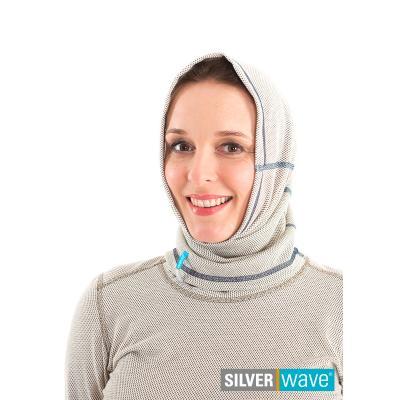 Strahlenschutz Loop für Damen - beige