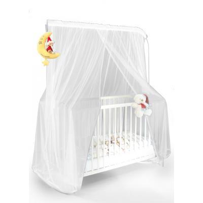 Strahlenschutzbetthimmel für Babys