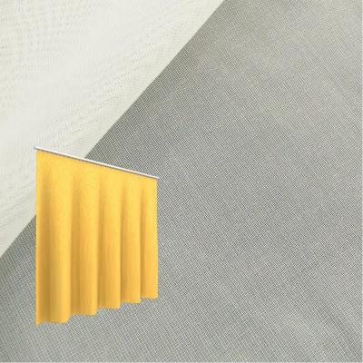 Strahlenschutz Gardine Sunshine (ecru) - Kräuselverhältnis 1:2,5