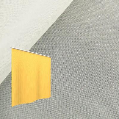 Strahlenschutz Gardine Sunshine (ecru) - Kräuselverhältnis 1:2