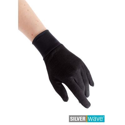 Strahlenschutz Handschuhe für Damen - schwarz