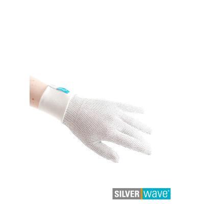 Strahlenschutz Handschuhe für Mädchen - beige