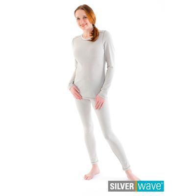 Strahlenschutz Legging für Damen - beige