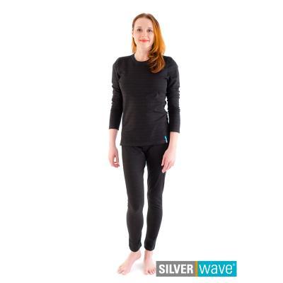 Strahlenschutz Legging für Damen - schwarz