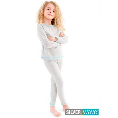 Strahlenschutz Legging für Mädchen - beige