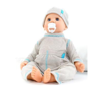 Strahlenschutz Mütze für Babys - beige