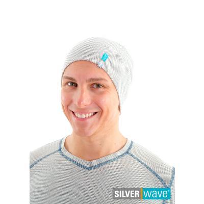 Strahlenschutz Mütze für Herren - beige