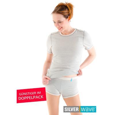 Strahlenschutz Panty für Damen - beige - Doppelpack