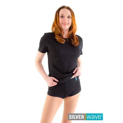 Strahlenschutz Panty für Damen - schwarz