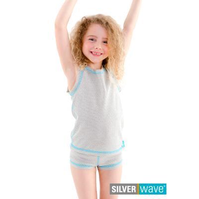 Strahlenschutz Panty für Mädchen - beige