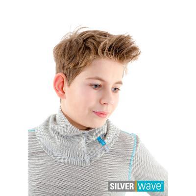Strahlenschutz Schalkragen für Jungen - beige
