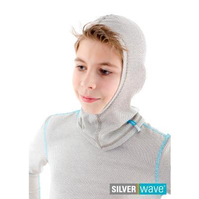 Strahlenschutz Schalmütze für Jungen - beige