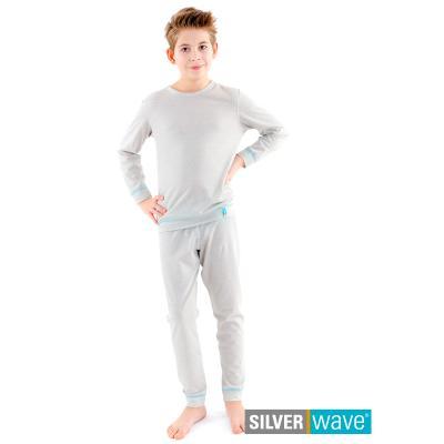 Strahlenschutz Schlafanzug für Jungen - beige