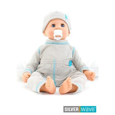 Strahlenschutz Shirt langarm für Babys - beige