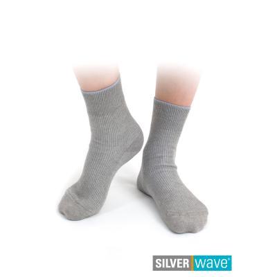 Strahlenschutz Socken für Herren - grau