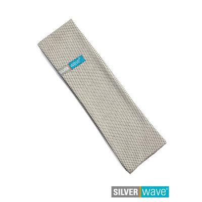 Strahlenschutz Stirnband für Herren - beige