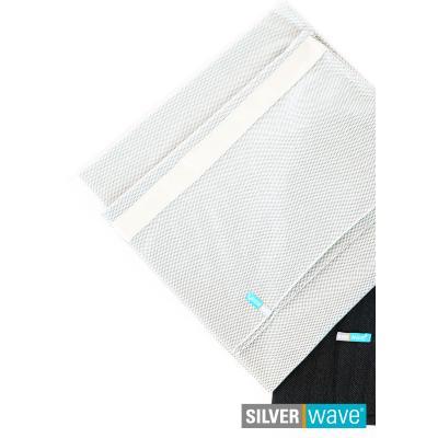 Strahlenschutz Schal für Herren 0,45 x 2,20 m - beige