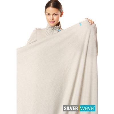 Strahlenschutz-Decke 1,30 x 2,20 m einlagig - beige